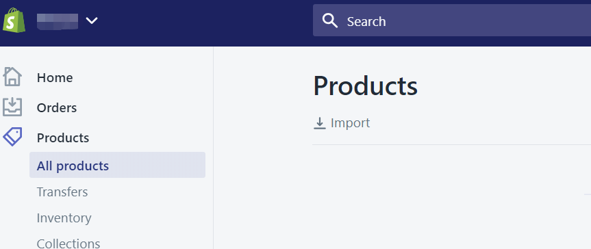 import your products from Amazon to Shopify
