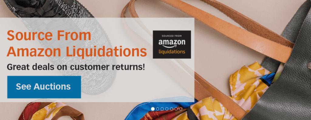 amazon liquidations-buy amazon return