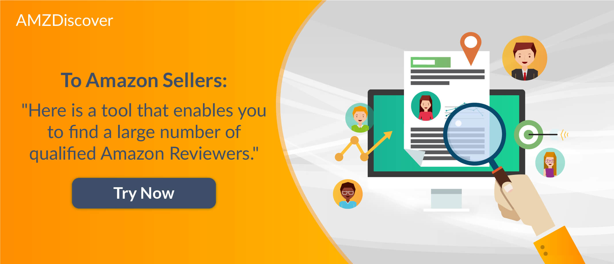 amzdiscover- how to find reviewers