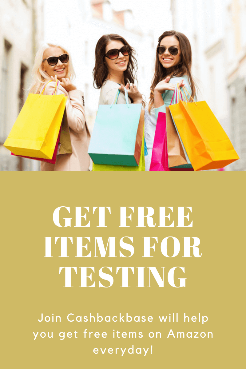 get free Amazon item for testing