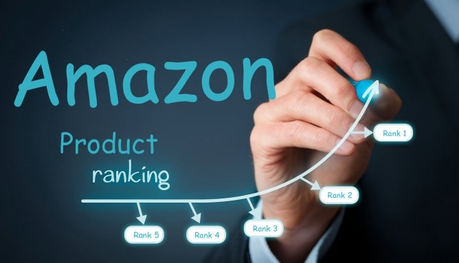 amazon keyword ranking