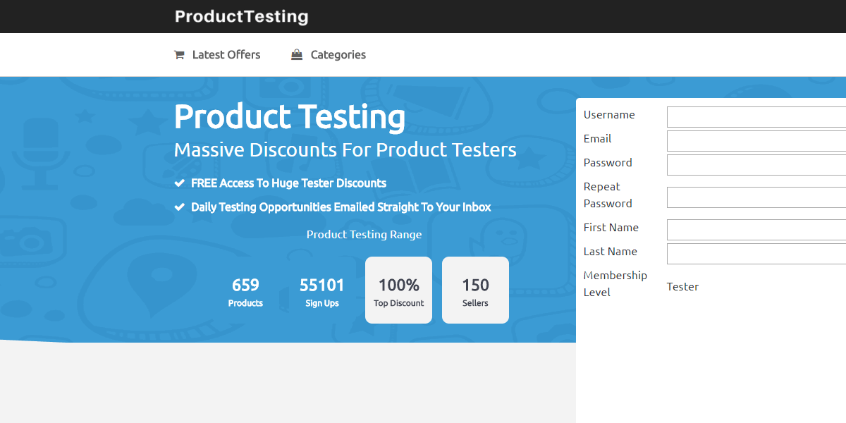 producttesting