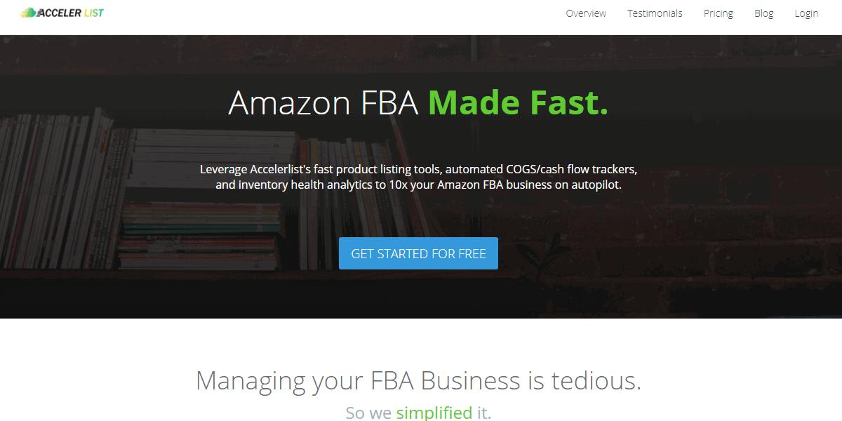 11 Amazon Listing Tools To Make Selling On Amazon Easier - AMZFinder