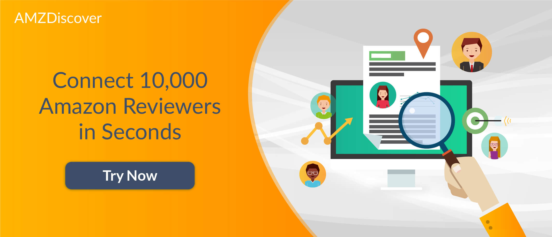 amzdiscover-get amazon reviewer emails