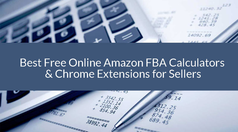 Free-Online-Amazon-FBA-Calculators