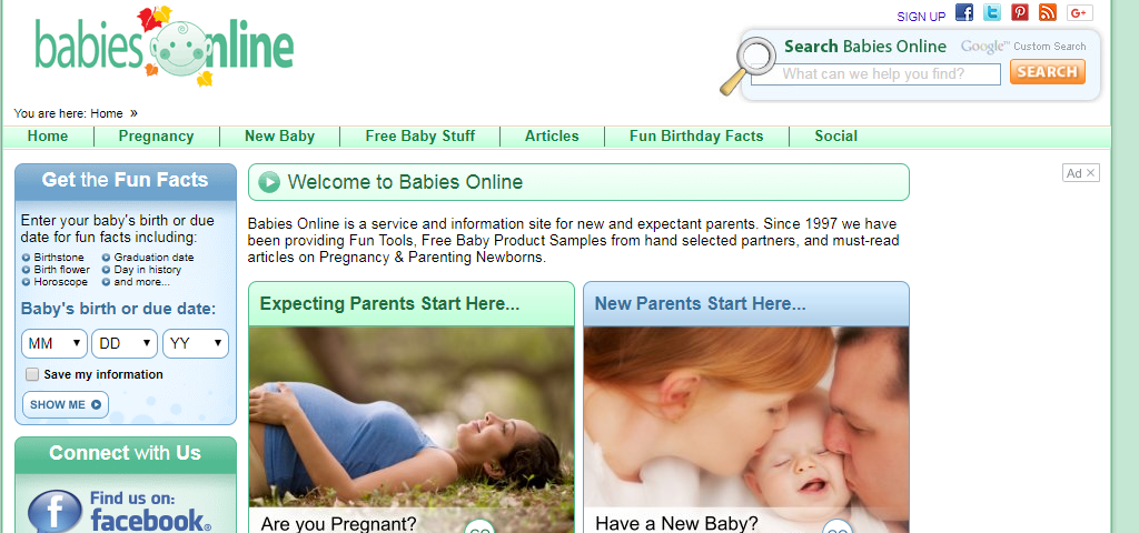 62f4250b9 16 Websites To Help Moms Get Free Baby Sample Online - AMZFinder