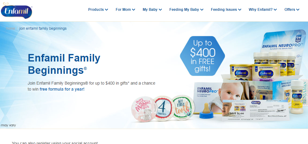 16 Websites To Help Moms Get Free Baby Sample Online - AMZFinder