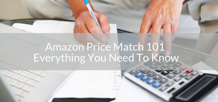 amazon price match