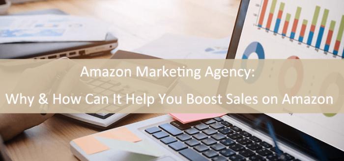 amazon marketing agency