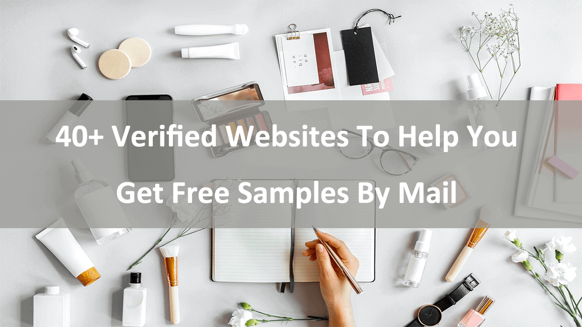 Free Samples By Mail In 2021