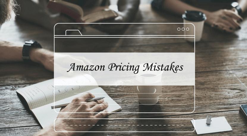 Amazon Pricing Mistakes