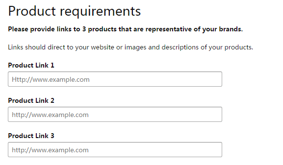 apply for Amazon Exclusives 4