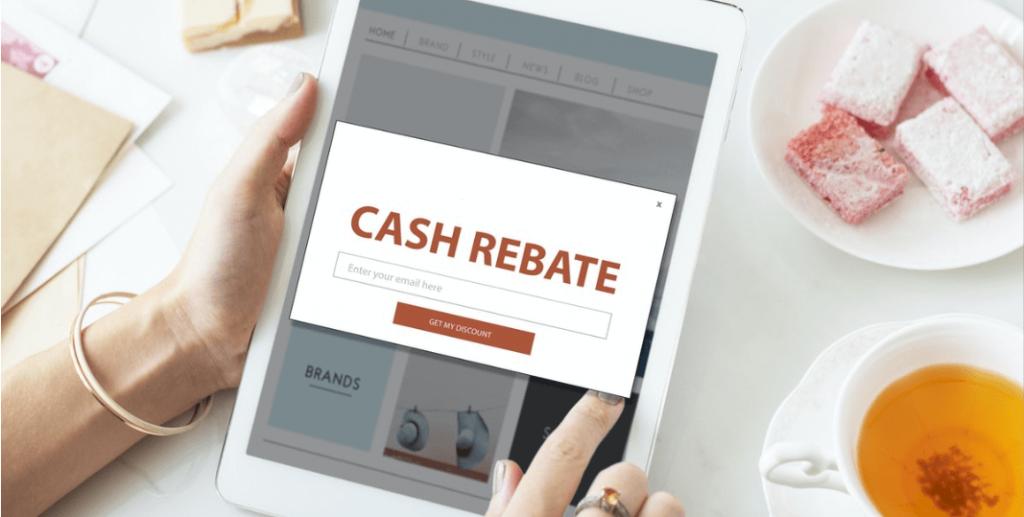 get cashback from RebateKey