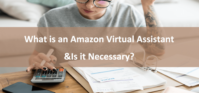 What is an Amazon Virtual Assistant-Is it Necessary