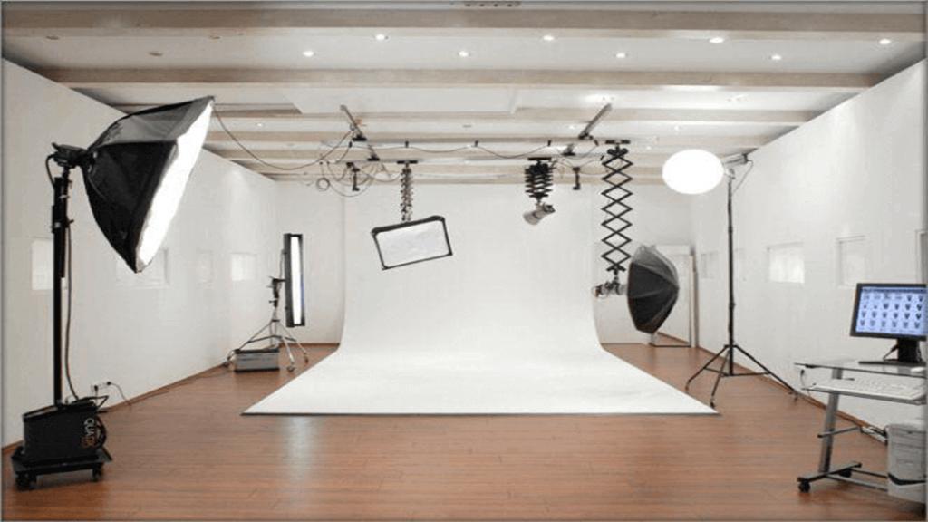 Amazon photography studio