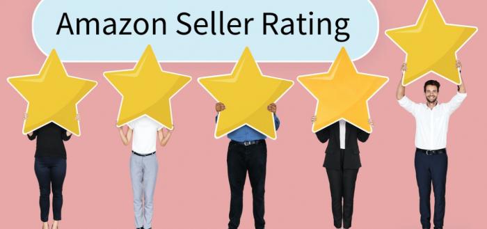 Amazon Seller Rating explained - AMZFinder