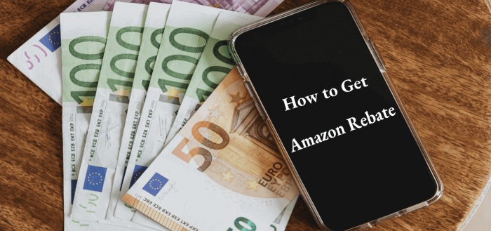 Amazon Rebate sitrs for buyers and sellers